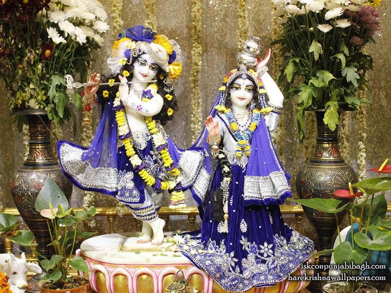 Sri Sri Radha Radhikaraman Wallpaper (011) Size 800x600 Download