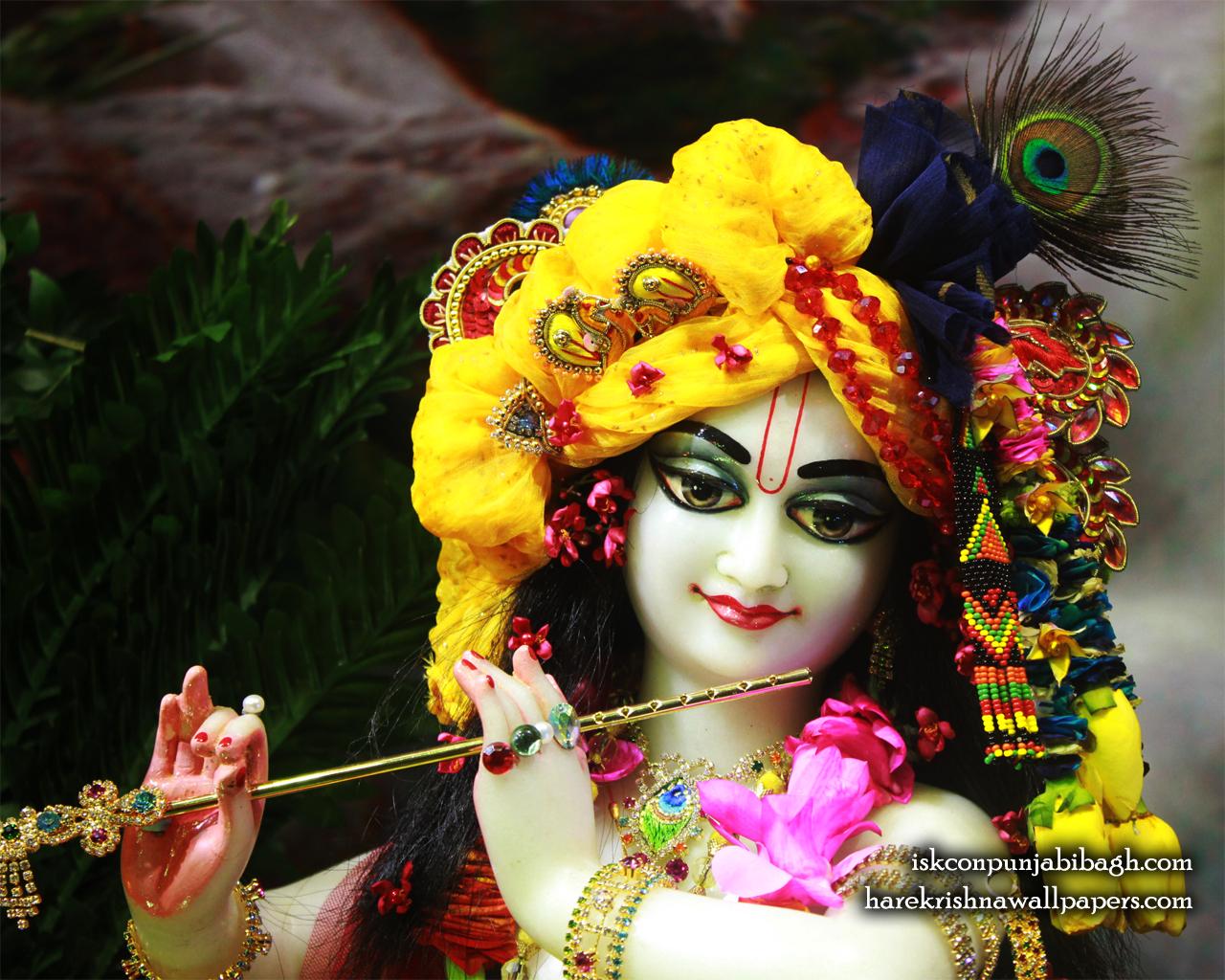Sri Radhikaraman Close up Wallpaper (012) Size 1280x1024 Download