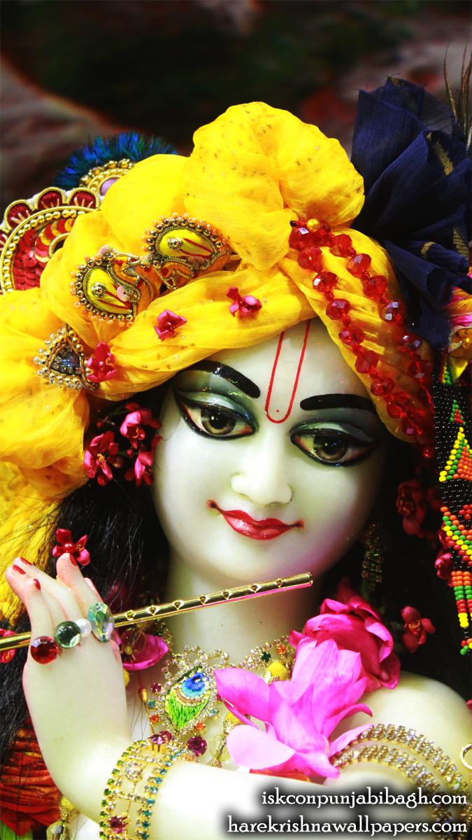Sri Radhikaraman Close up Wallpaper (012) Size 675x1200 Download