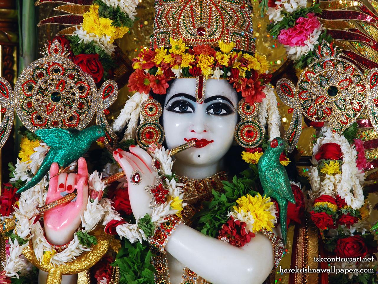 Sri Govinda Close up Wallpaper (001) Size 1280x960 Download