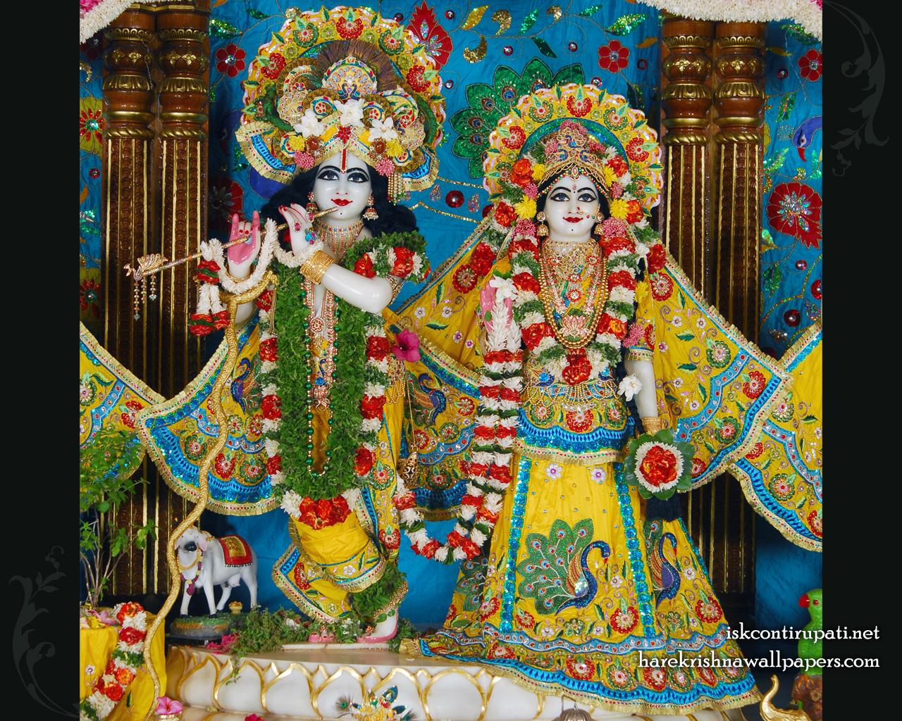 Sri Sri Radha Govinda Wallpaper (001) Size 1280x1024 Download