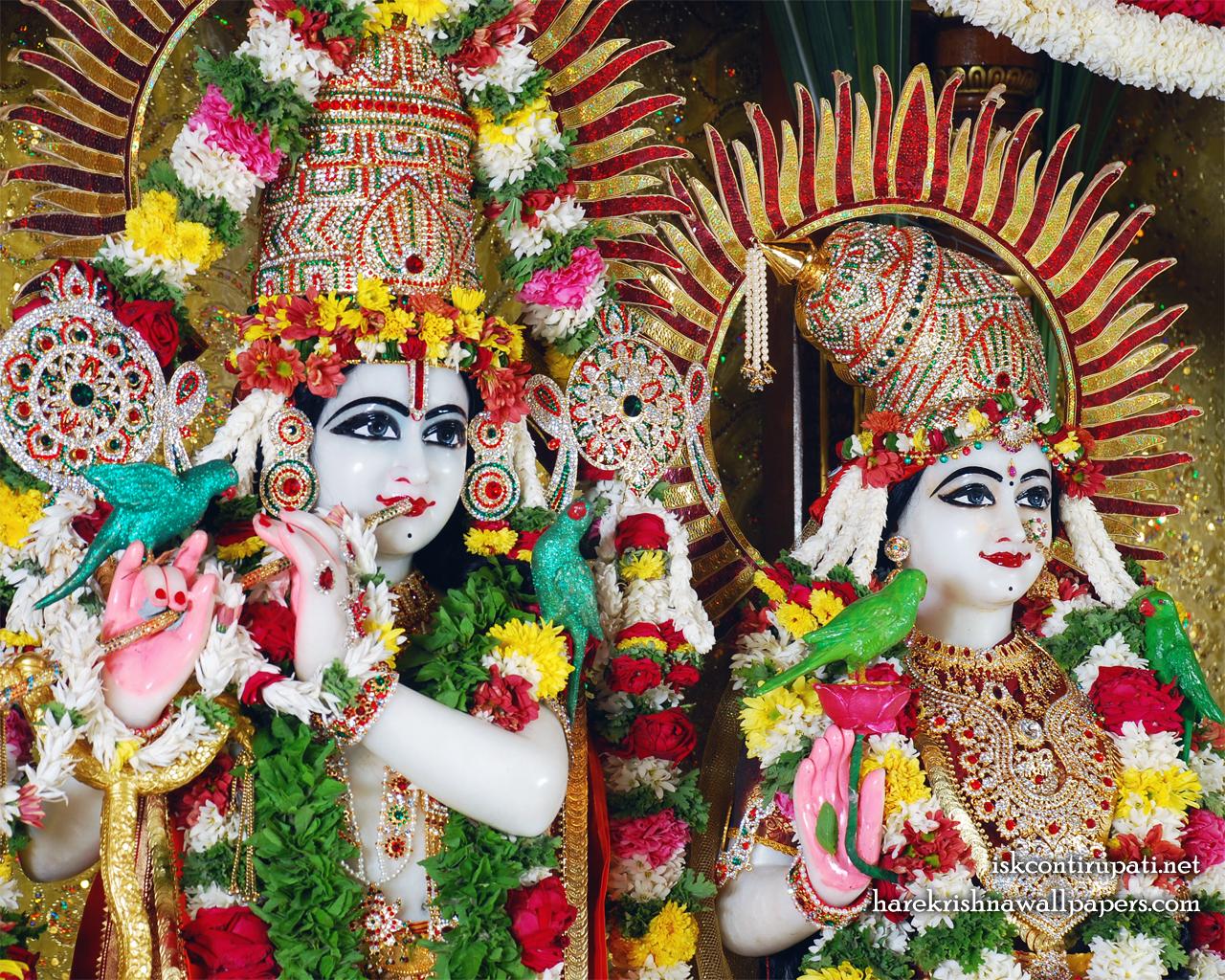 Sri Sri Radha Govinda Close up Wallpaper (001) Size 1280x1024 Download