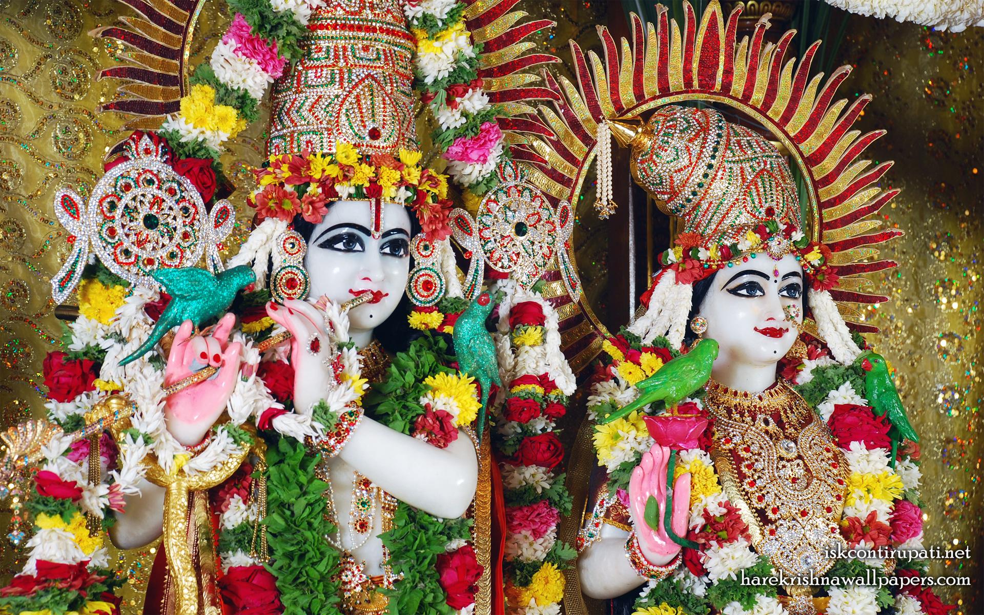 Sri Sri Radha Govinda Close up Wallpaper (001) Size 1920x1200 Download