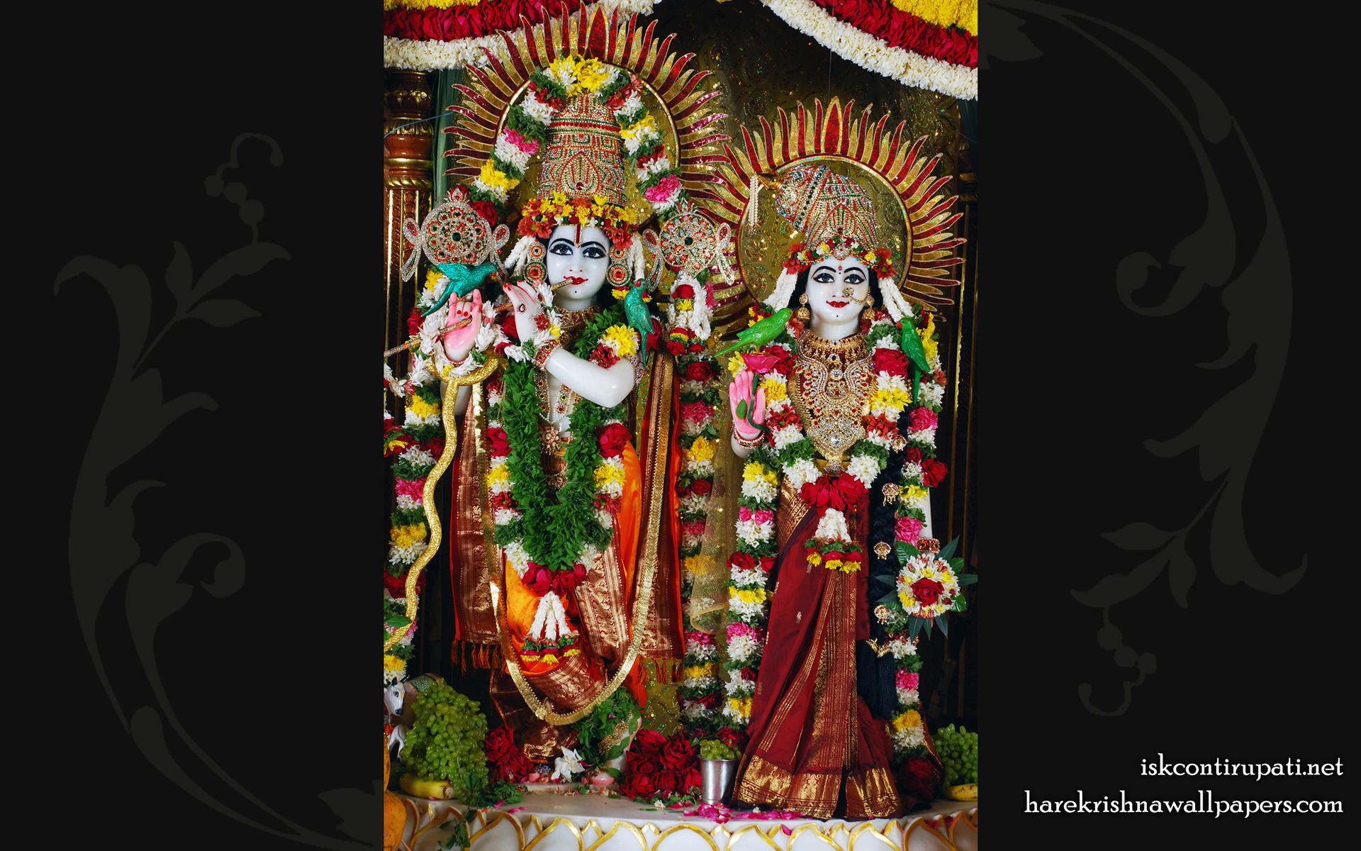 Sri Sri Radha Govinda Wallpaper (002) Size 1920x1200 Download