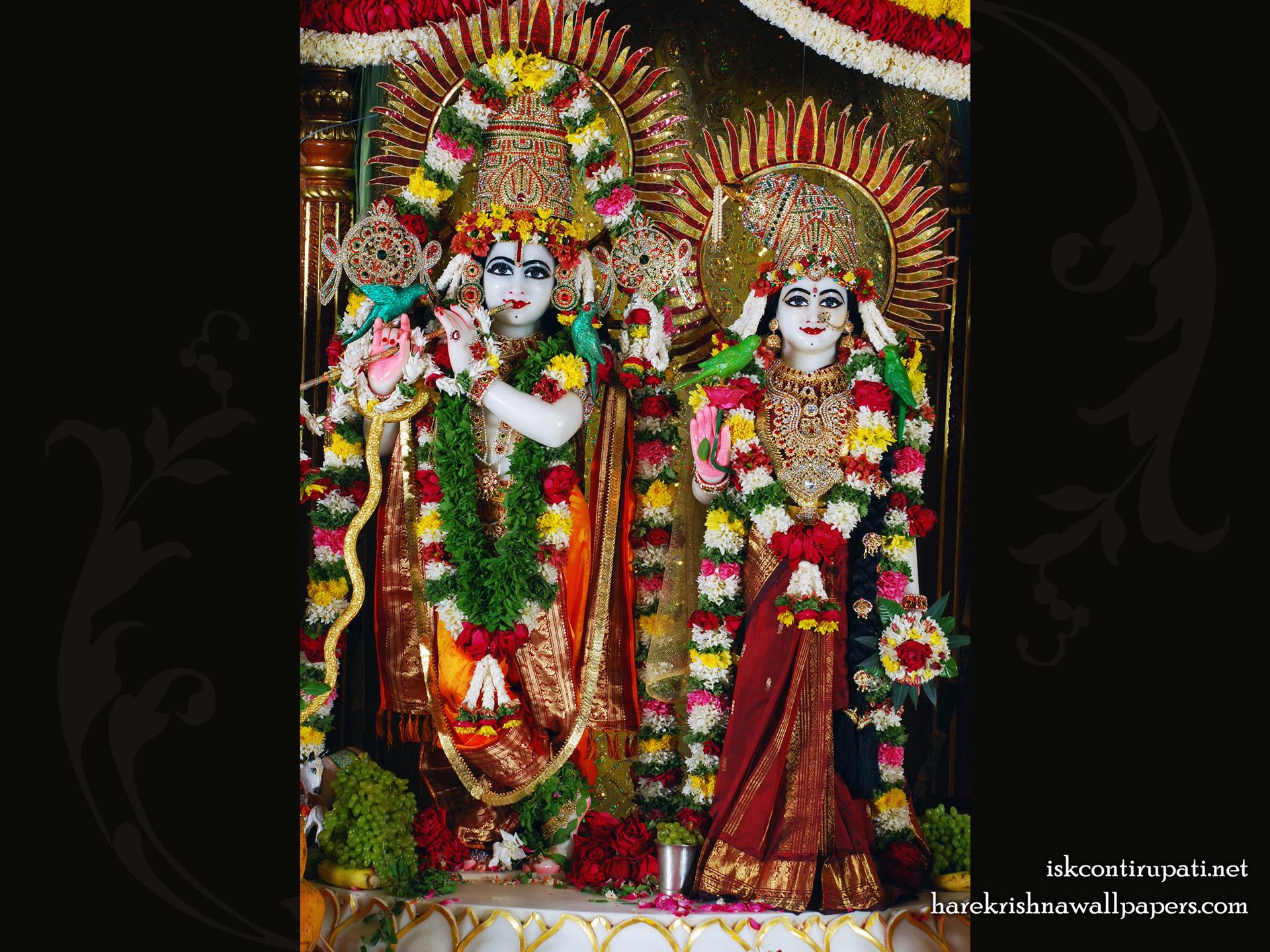 Sri Sri Radha Govinda Wallpaper (002) Size 1920x1440 Download