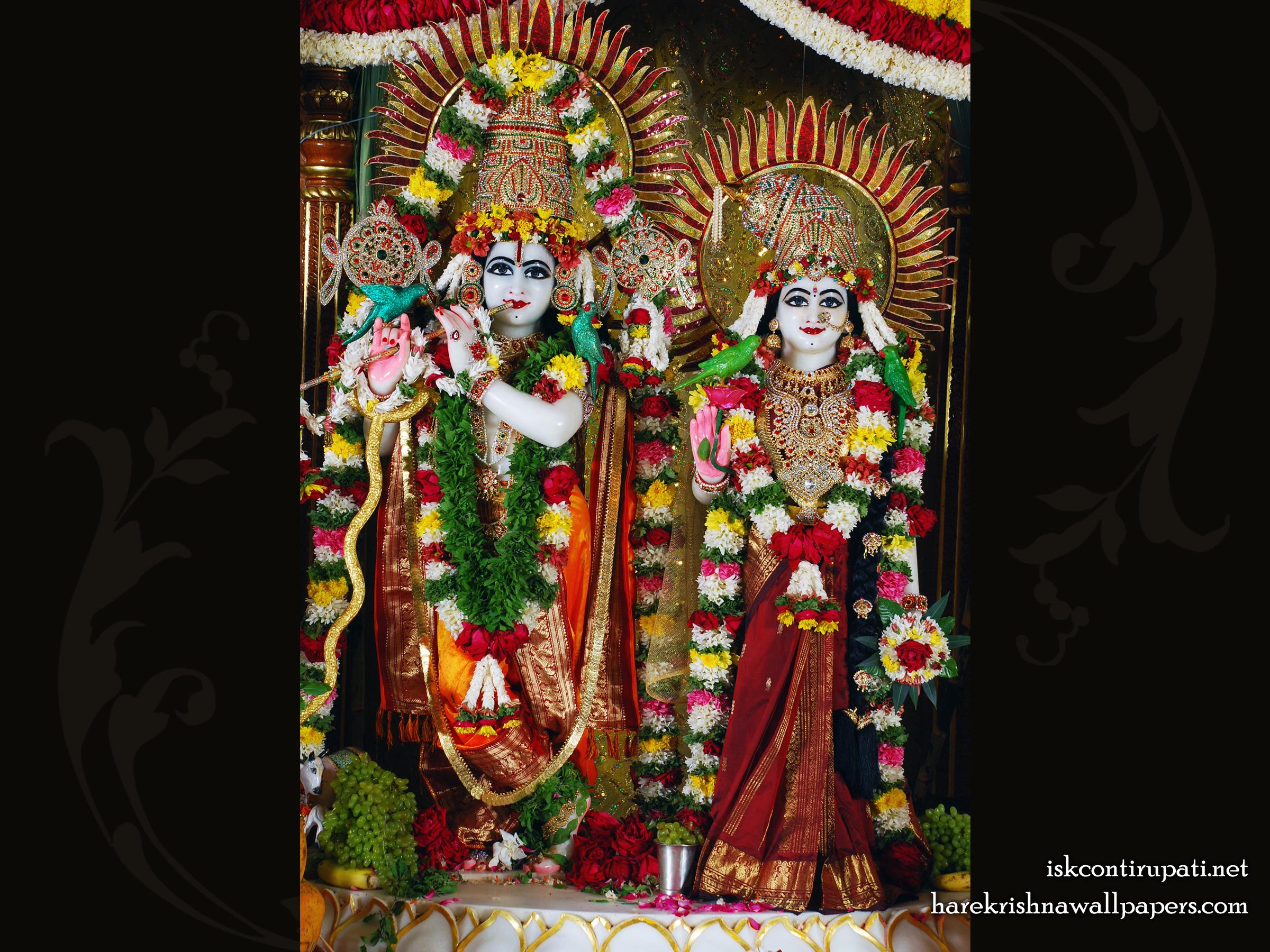 Sri Sri Radha Govinda Wallpaper (002) Size 2400x1800 Download