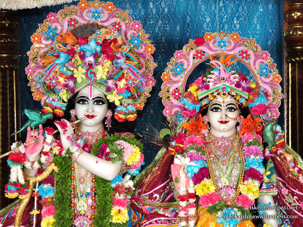 Sri Sri Radha Govinda Close up Wallpaper (002) Size 1024x768 Download