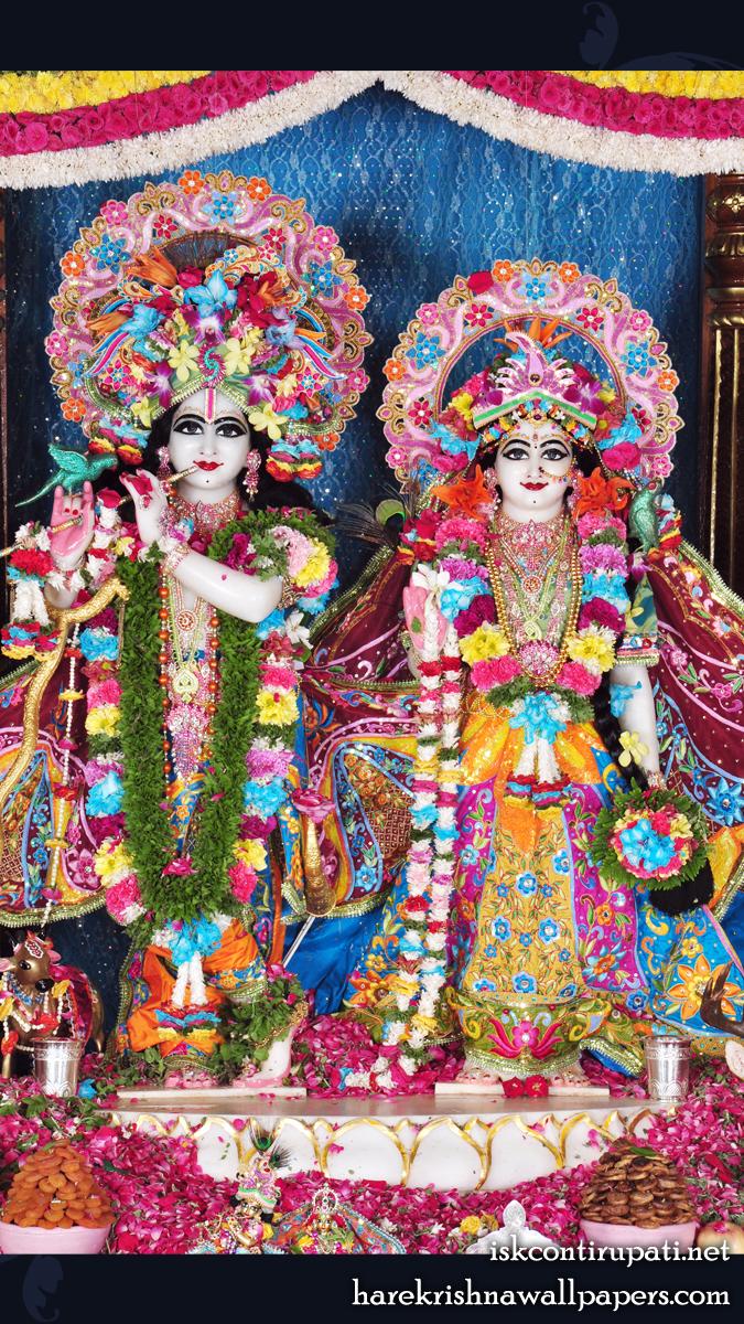 Sri Sri Radha Govinda Wallpaper (003) Size 675x1200 Download