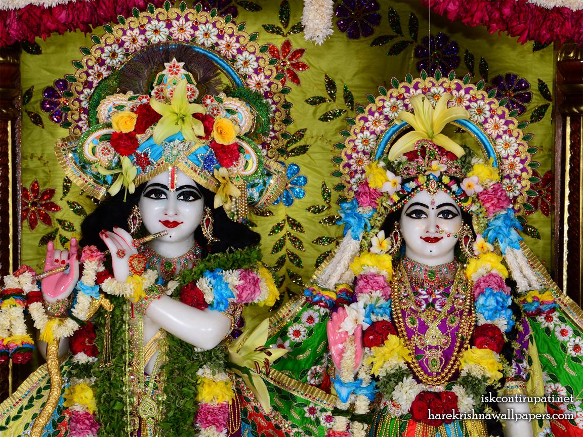 Sri Sri Radha Govinda Close up Wallpaper (003) Size 1152x864 Download