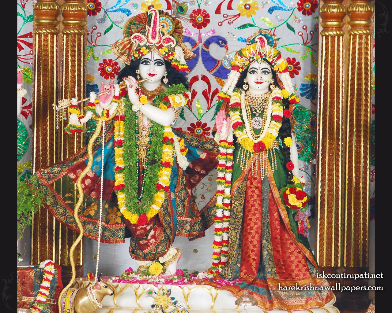 Sri Sri Radha Govinda Wallpaper (004) Size 1280x1024 Download