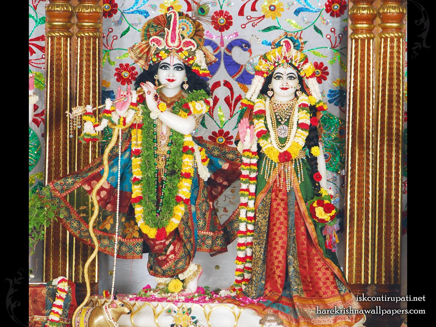 Sri Sri Radha Govinda Wallpaper (004) Size 1400x1050 Download