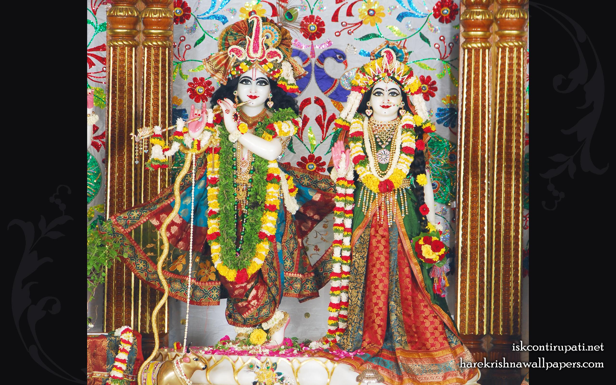 Sri Sri Radha Govinda Wallpaper (004) Size 2560x1600 Download