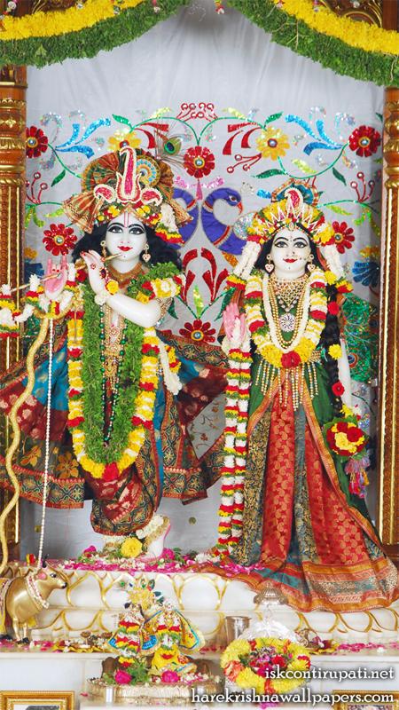 Sri Sri Radha Govinda Wallpaper (004) Size 450x800 Download