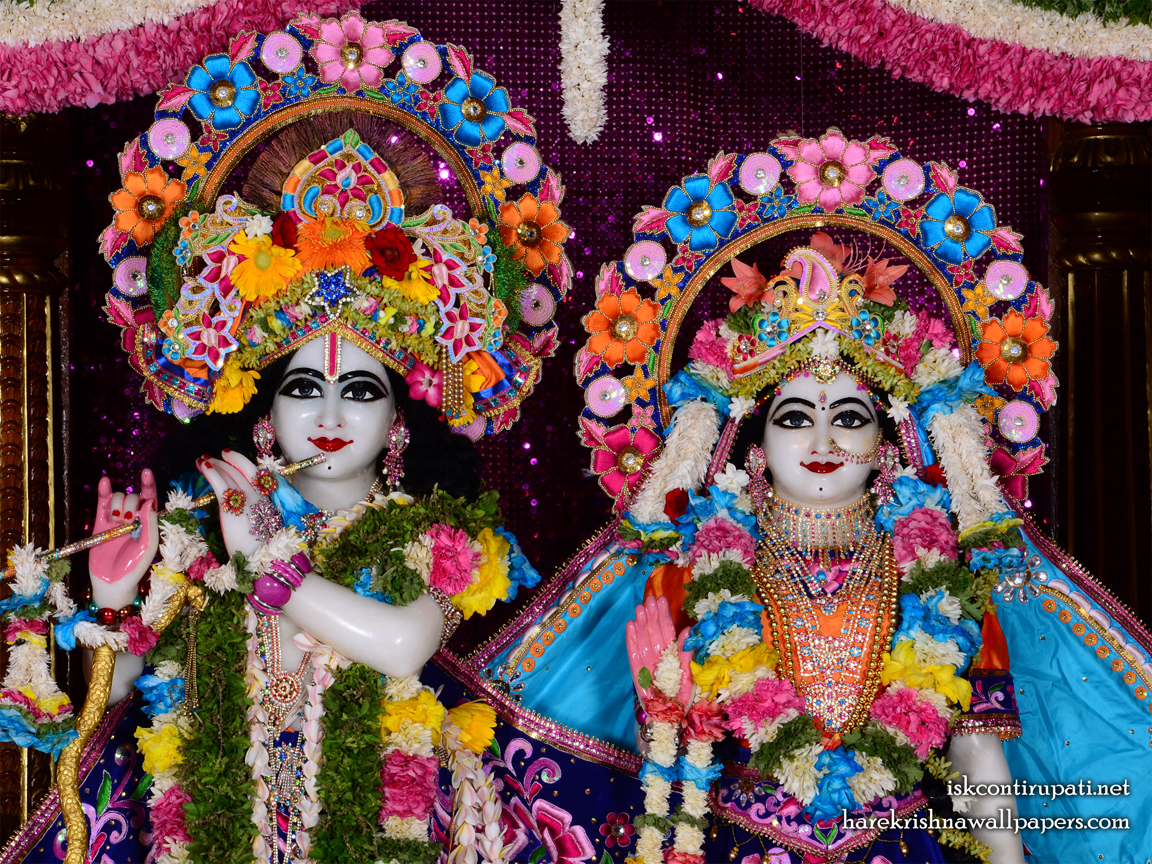 Sri Sri Radha Govinda Close up Wallpaper (004) Size 1152x864 Download