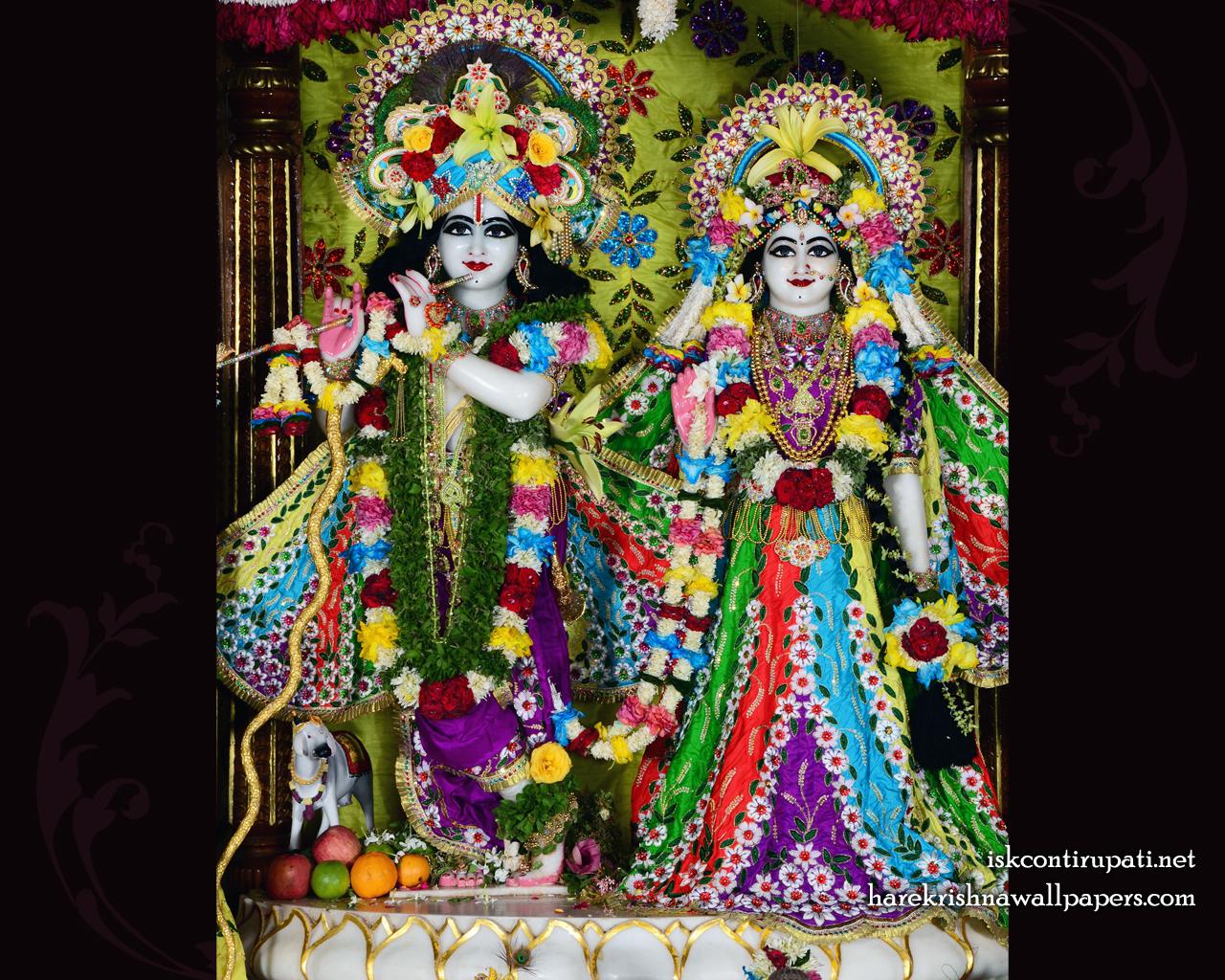 Sri Sri Radha Govinda Wallpaper (005) Size 1280x1024 Download