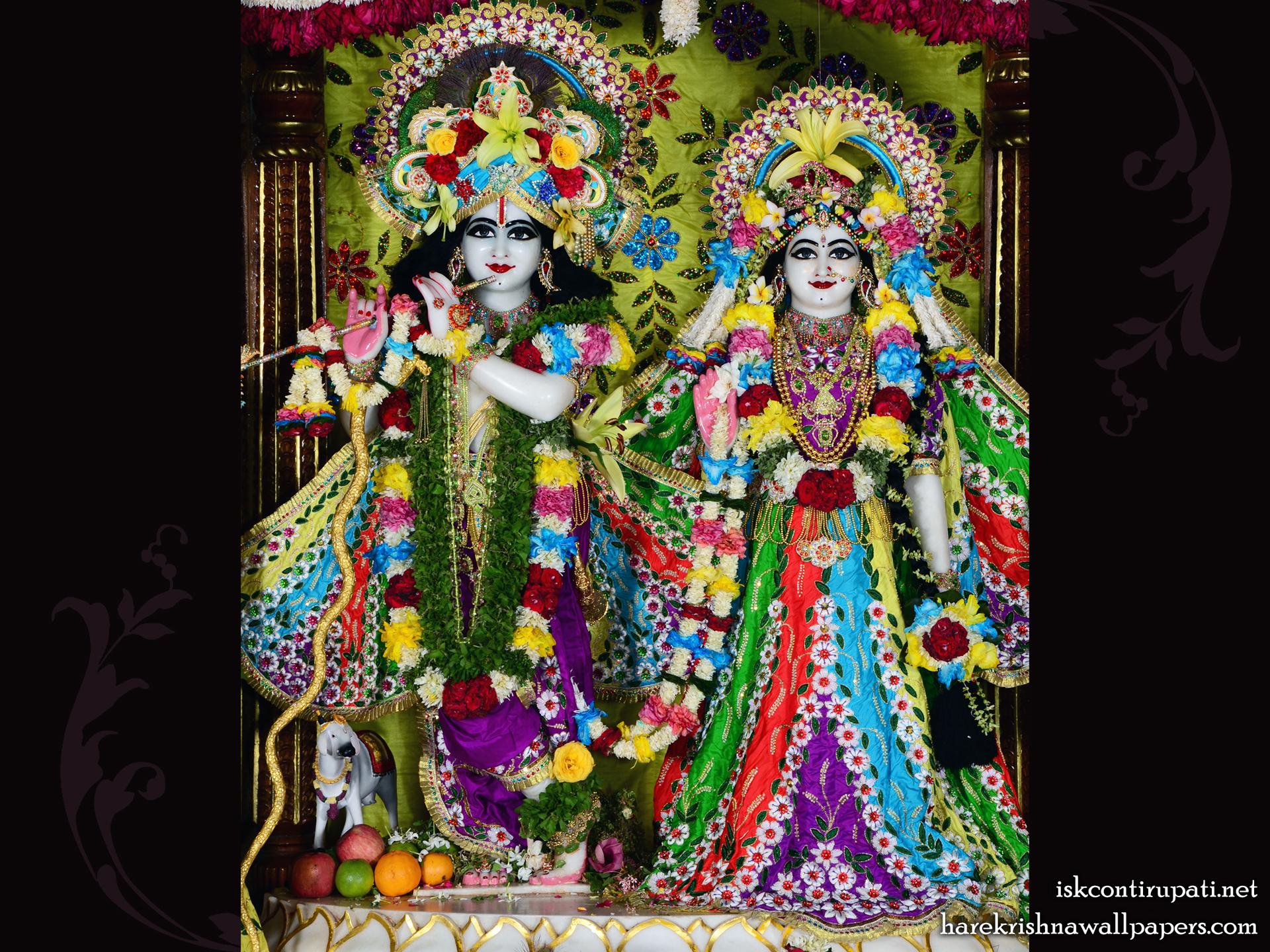 Sri Sri Radha Govinda Wallpaper (005) Size 1920x1440 Download