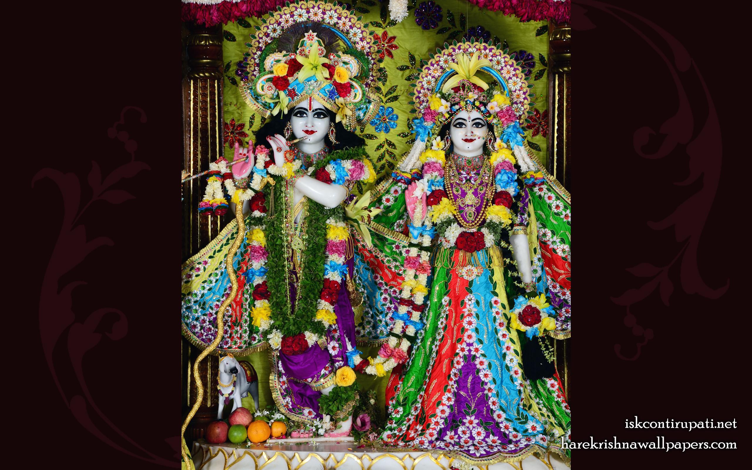 Sri Sri Radha Govinda Wallpaper (005) Size 2560x1600 Download