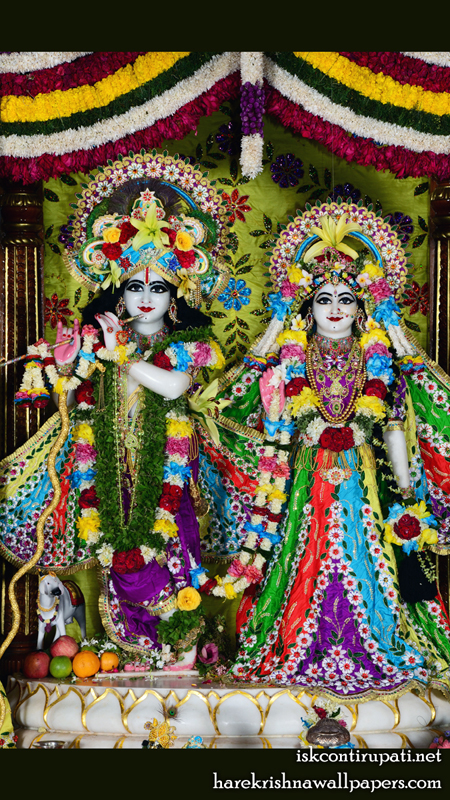 Sri Sri Radha Govinda Wallpaper (005) Size 450x800 Download