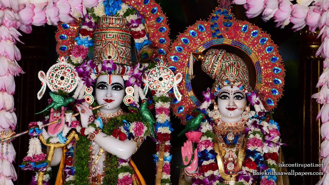Sri Sri Radha Govinda Close up Wallpaper (005) Size 1280x720 Download