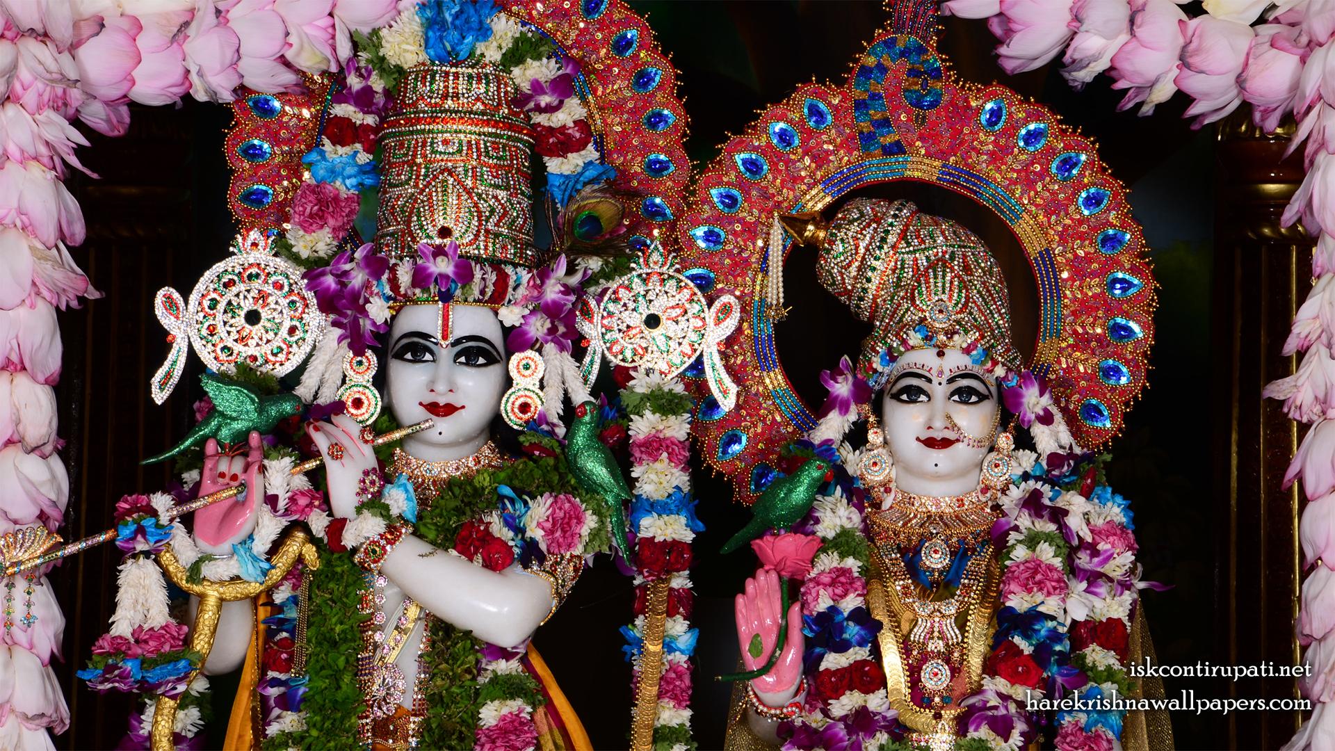 Sri Sri Radha Govinda Close up Wallpaper (005) Size 1920x1080 Download