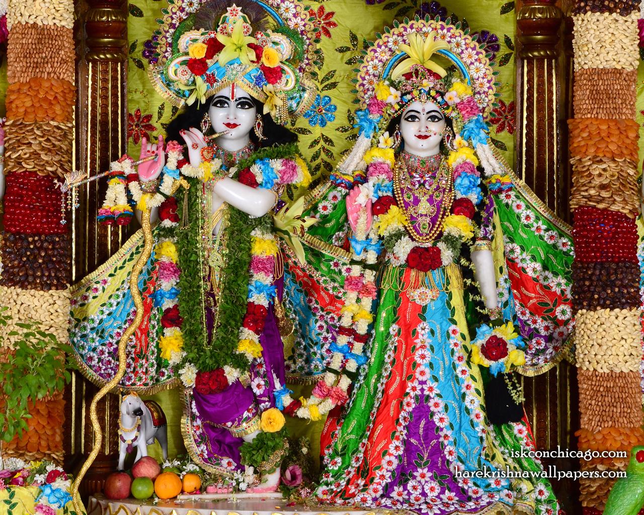 Sri Sri Radha Govinda Wallpaper (006) Size 1280x1024 Download