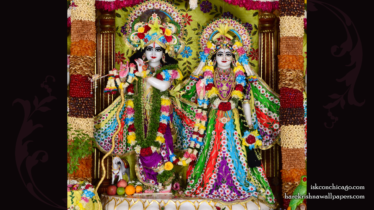 Sri Sri Radha Govinda Wallpaper (006) Size 1280x720 Download