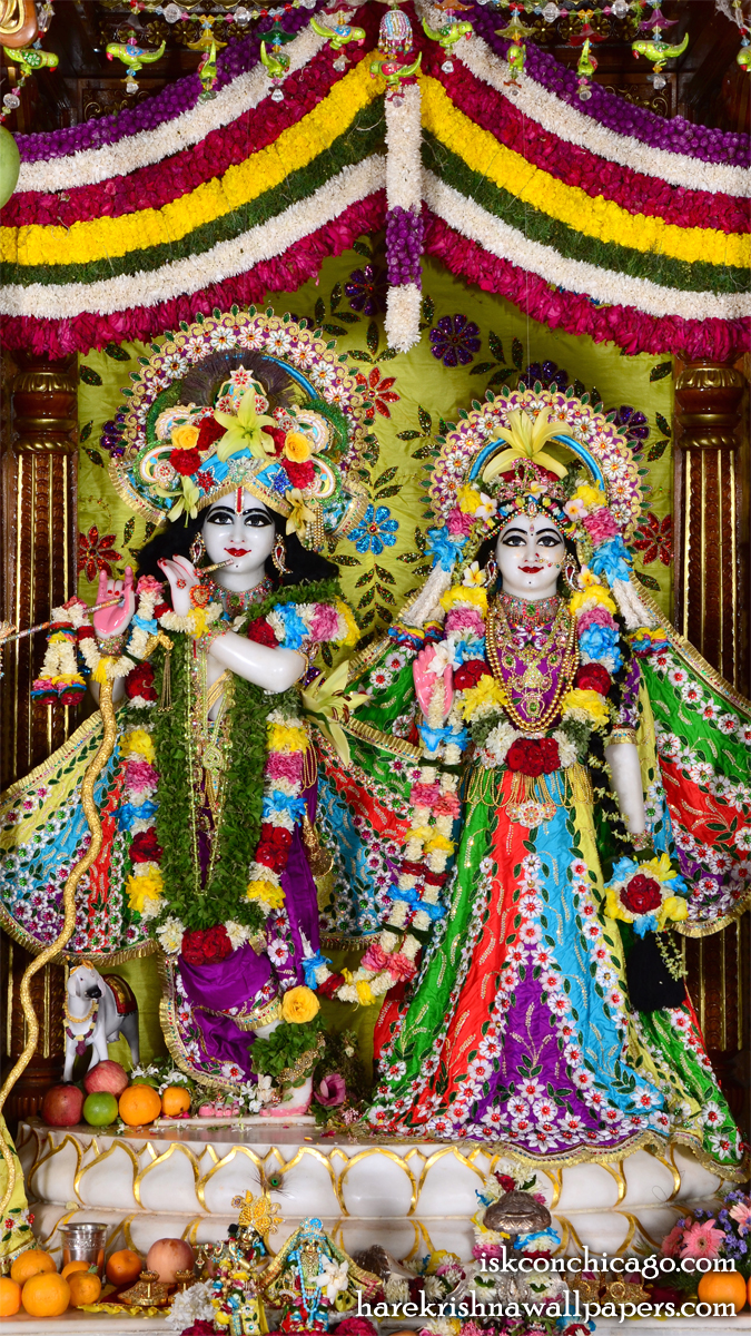 Sri Sri Radha Govinda Wallpaper (006) Size 675x1200 Download