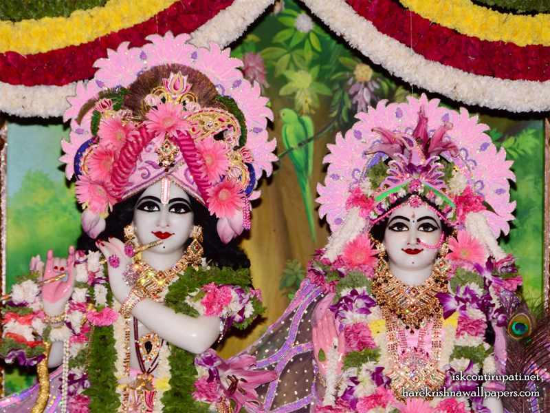 Sri Sri Radha Govinda Close up Wallpaper (006)