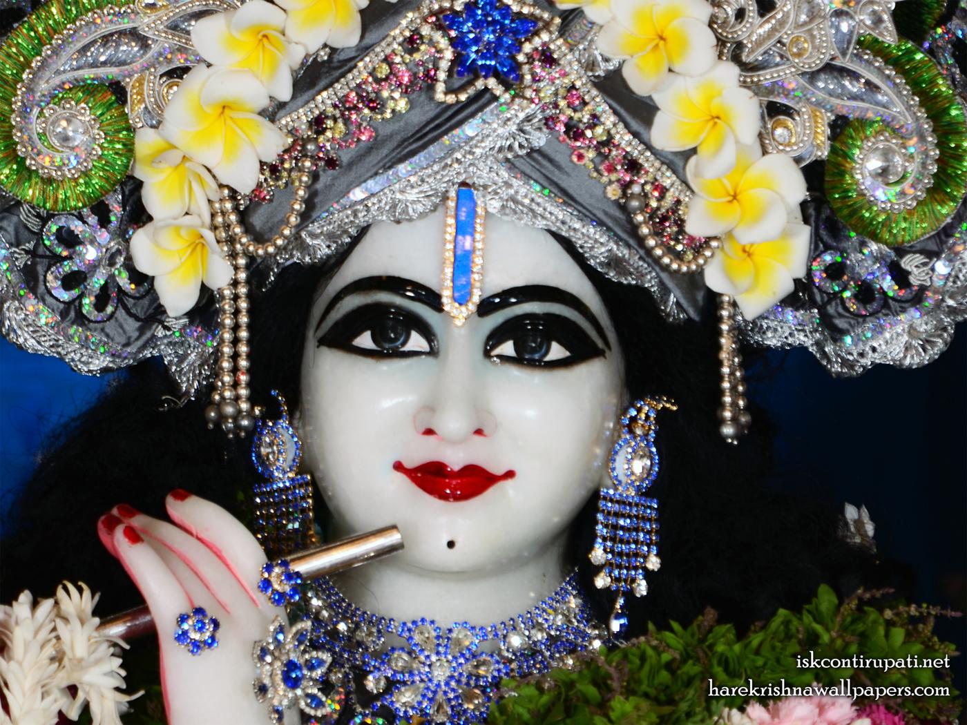 Sri Govinda Close up Wallpaper (007) Size 1400x1050 Download