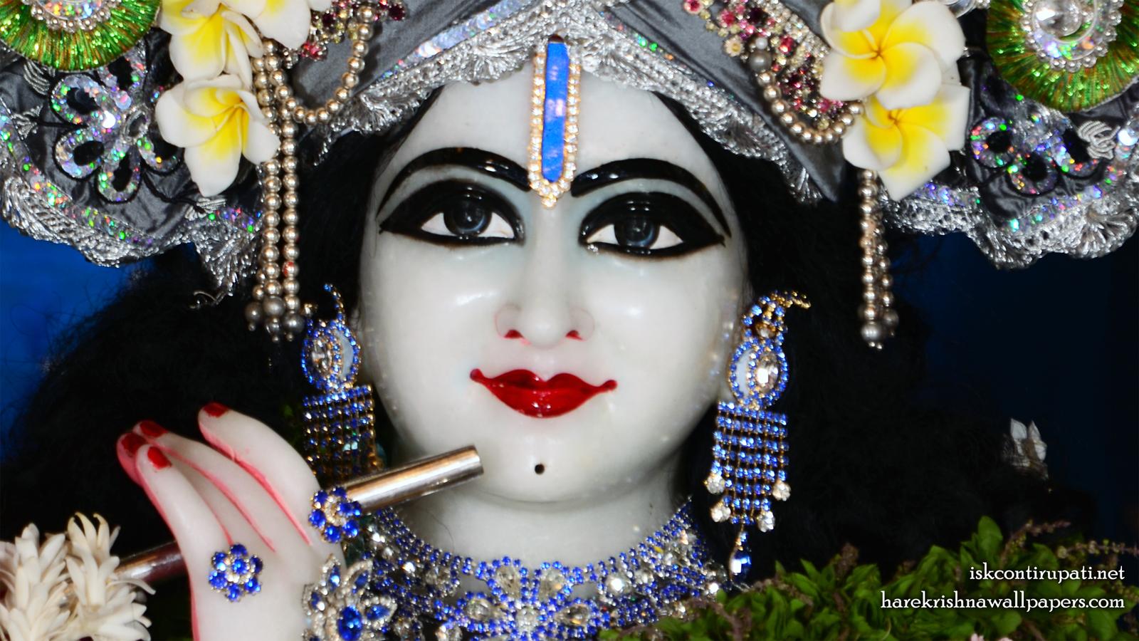 Sri Govinda Close up Wallpaper (007) Size 1600x900 Download