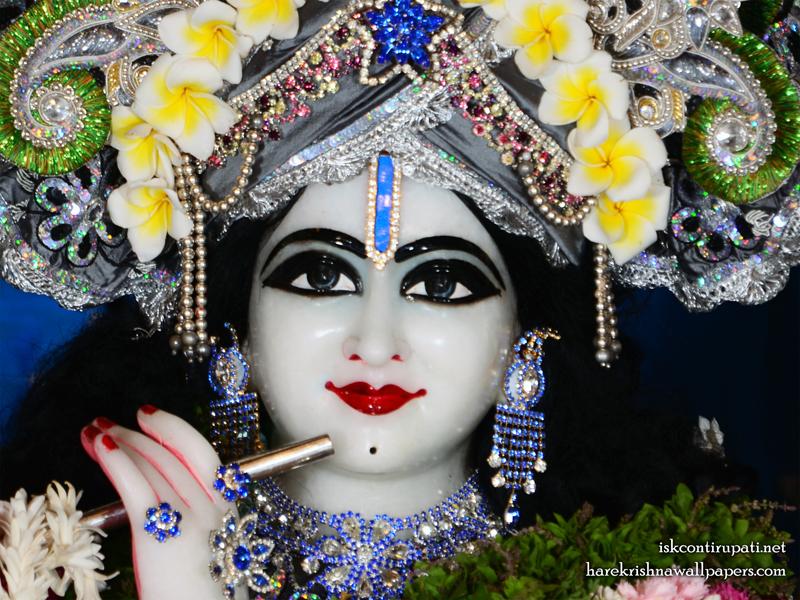 Sri Govinda Close up Wallpaper (007) Size 800x600 Download