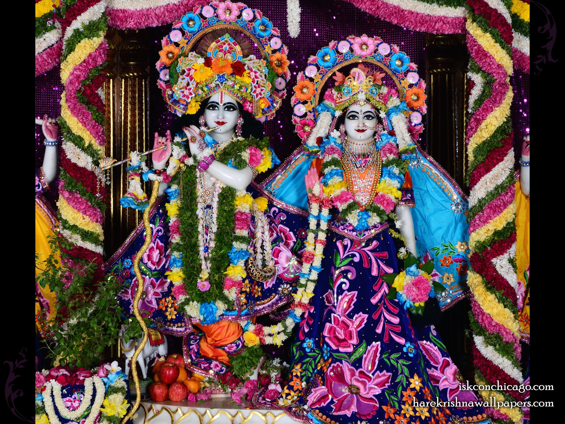 Sri Sri Radha Govinda Wallpaper (007) Size 2400x1800 Download