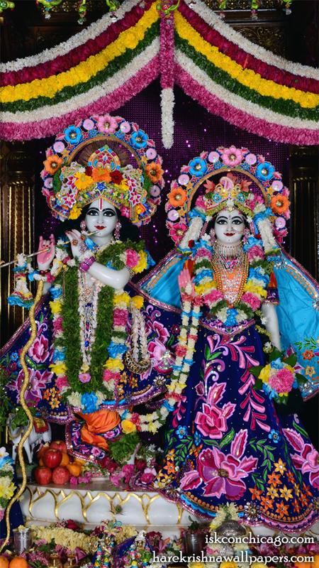 Sri Sri Radha Govinda Wallpaper (007) Size 450x800 Download