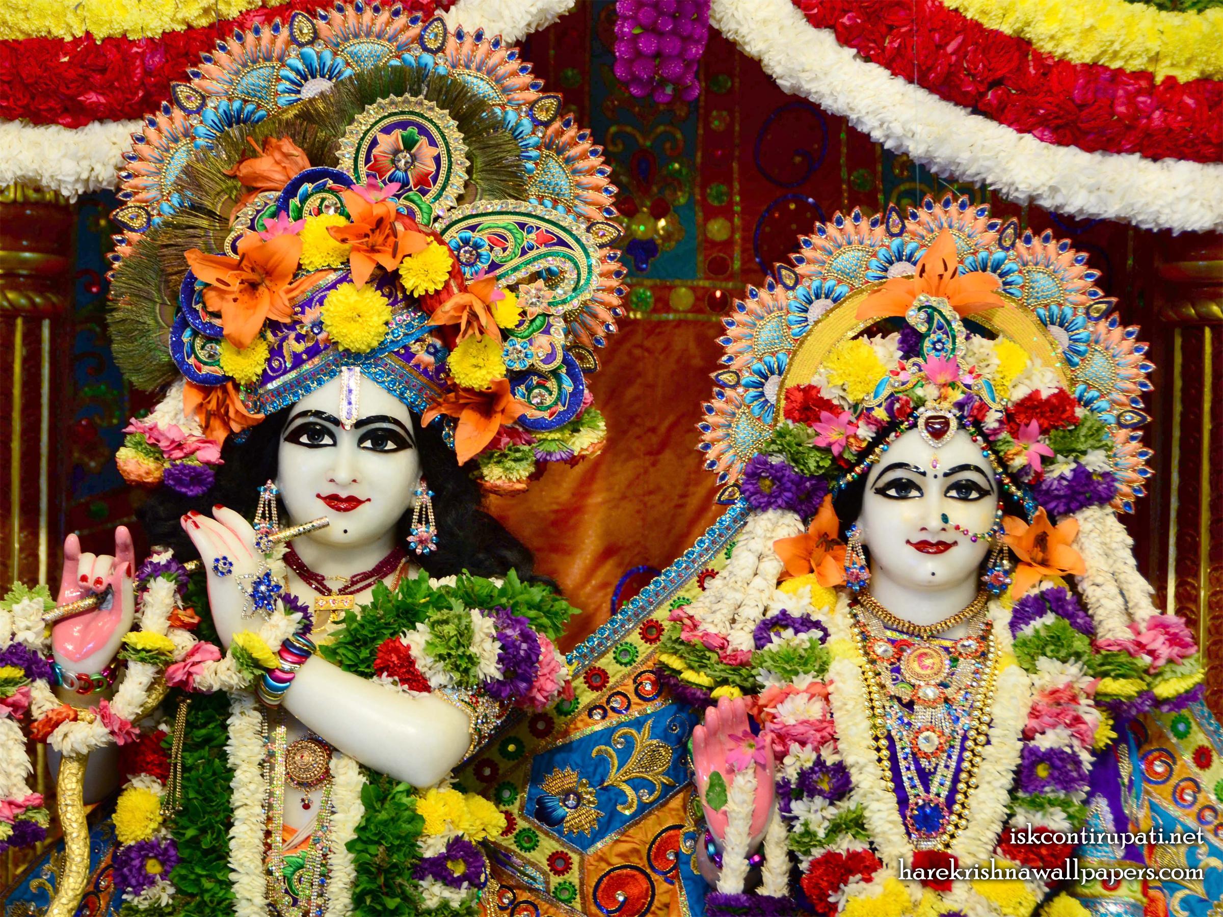Sri Sri Radha Govinda Close up Wallpaper (007) Size 2400x1800 Download