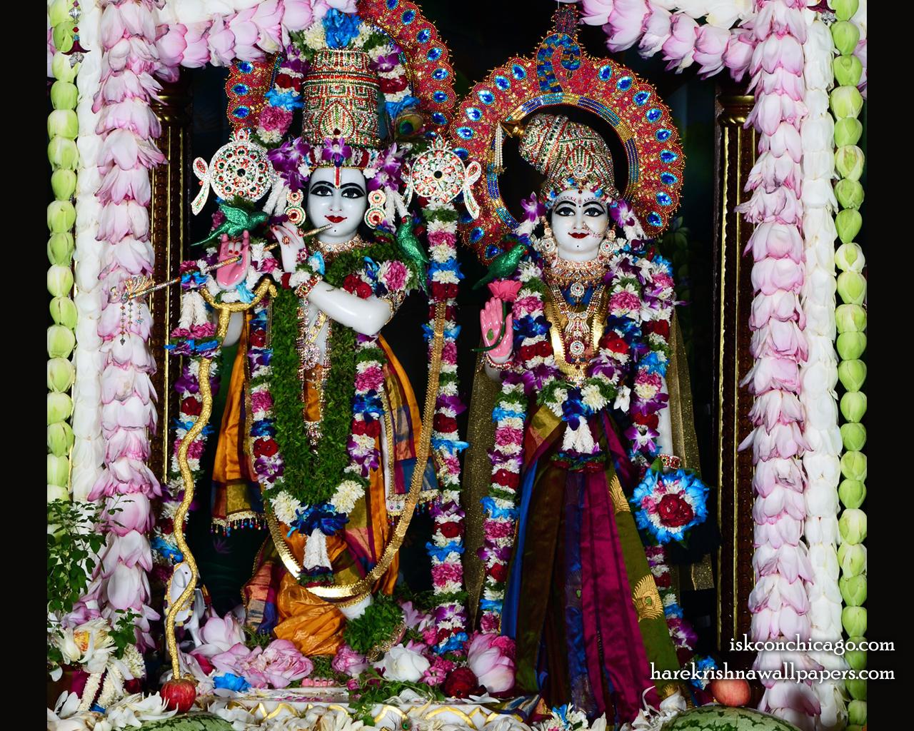Sri Sri Radha Govinda Wallpaper (008) Size 1280x1024 Download