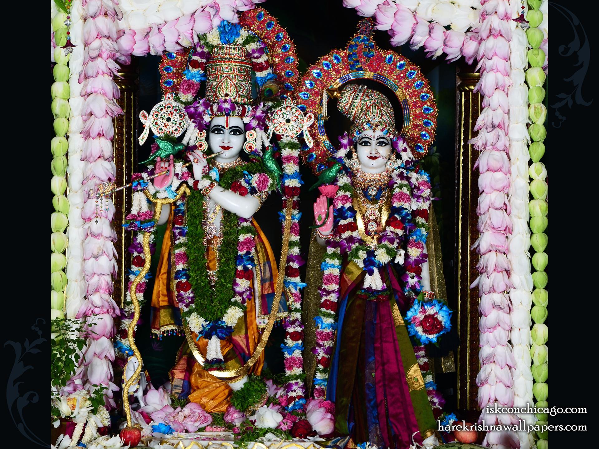 Sri Sri Radha Govinda Wallpaper (008) Size 1920x1440 Download