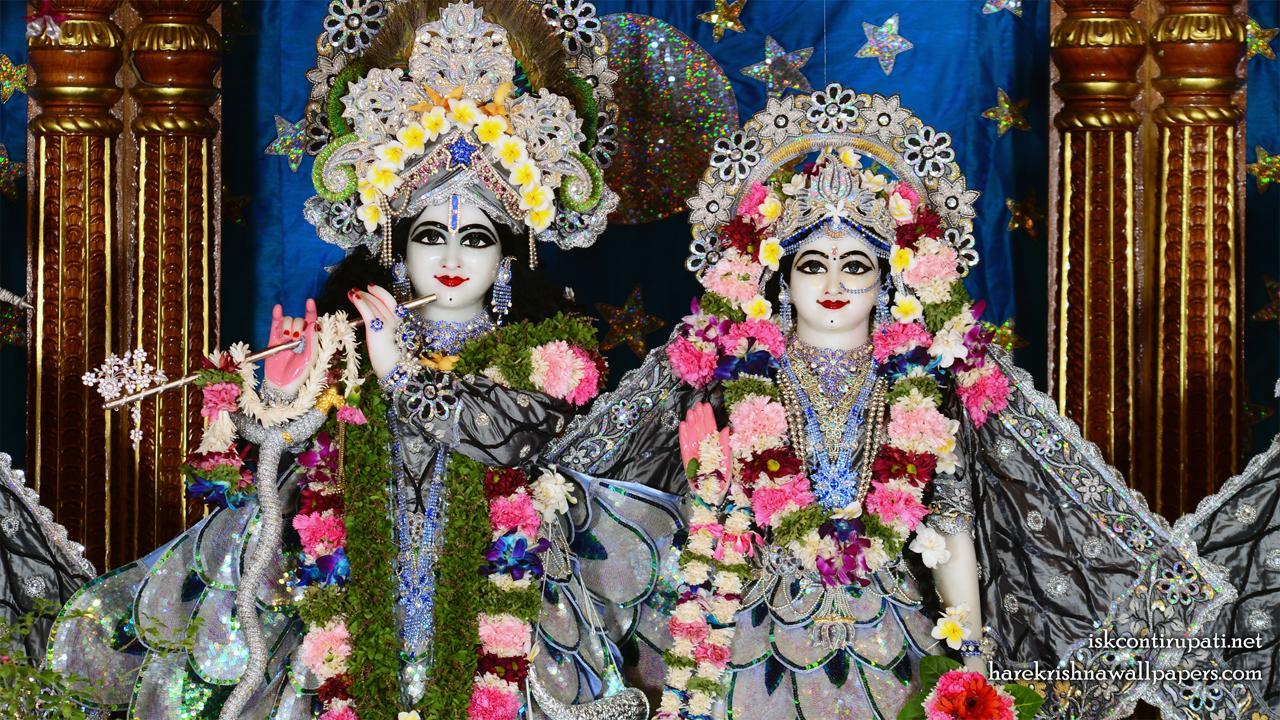 Sri Sri Radha Govinda Close up Wallpaper (008) Size 1280x720 Download