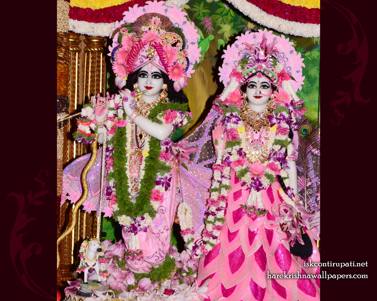 Sri Sri Radha Govinda Wallpaper (009) Size 1280x1024 Download