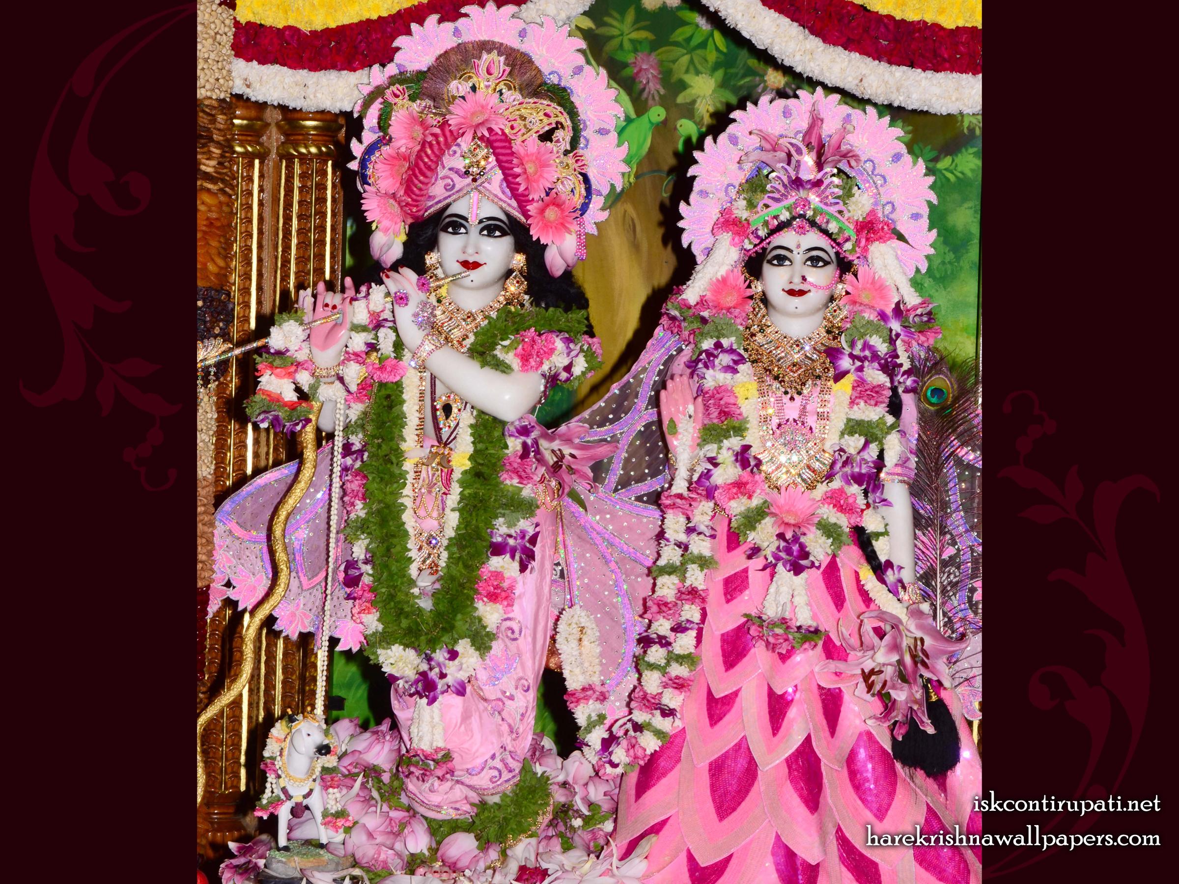 Sri Sri Radha Govinda Wallpaper (009) Size 2400x1800 Download