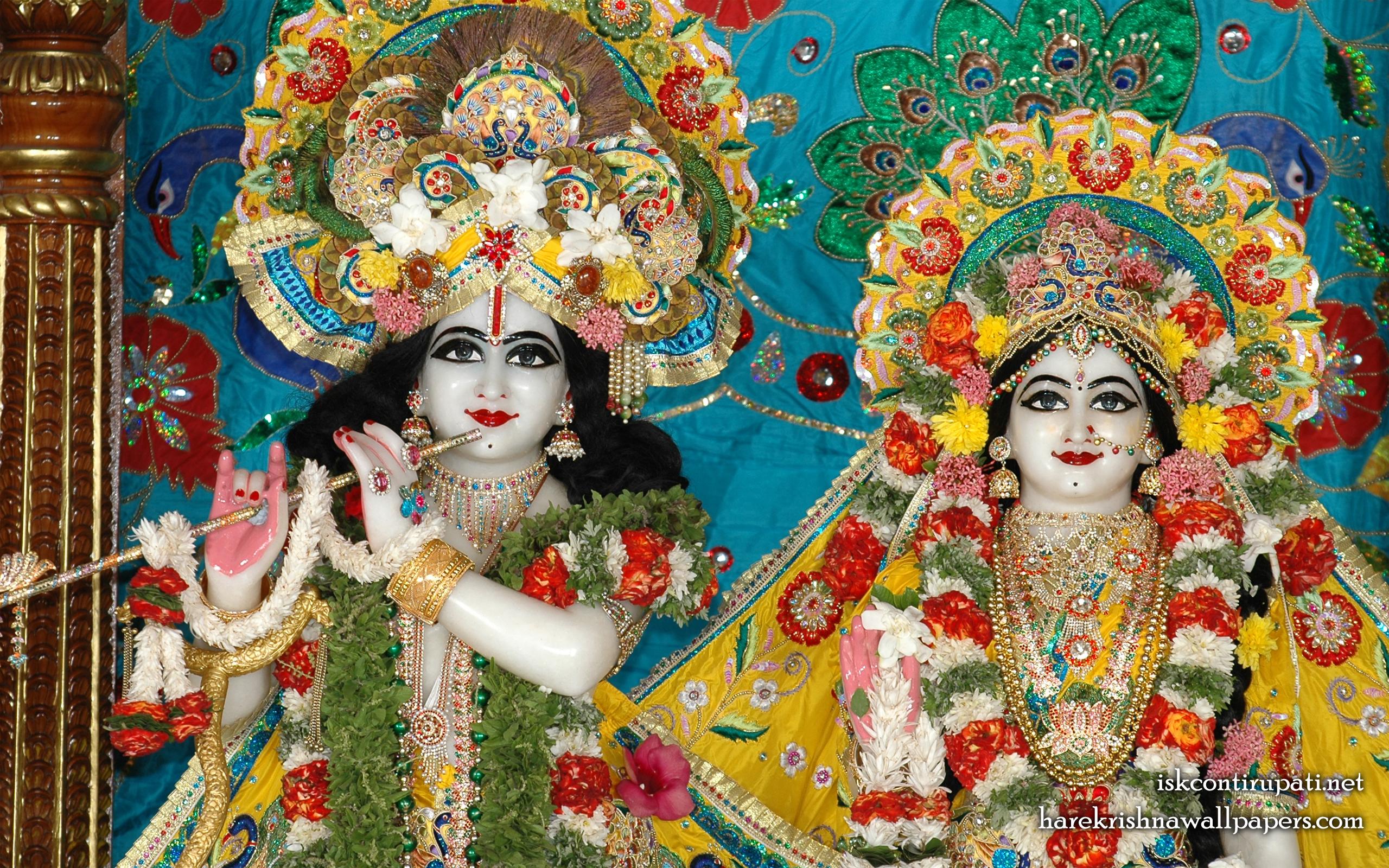 Sri Sri Radha Govinda Close up Wallpaper (009) Size 2560x1600 Download