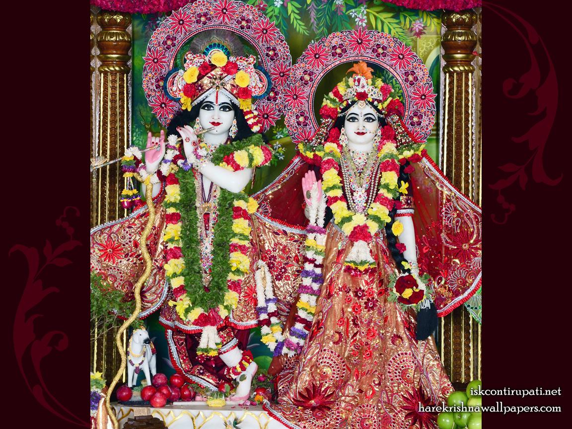 Sri Sri Radha Govinda Wallpaper (010) Size 1152x864 Download