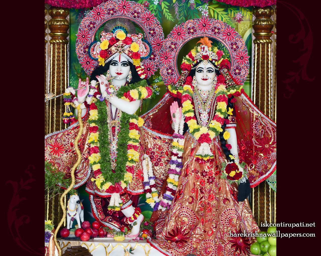 Sri Sri Radha Govinda Wallpaper (010) Size 1280x1024 Download