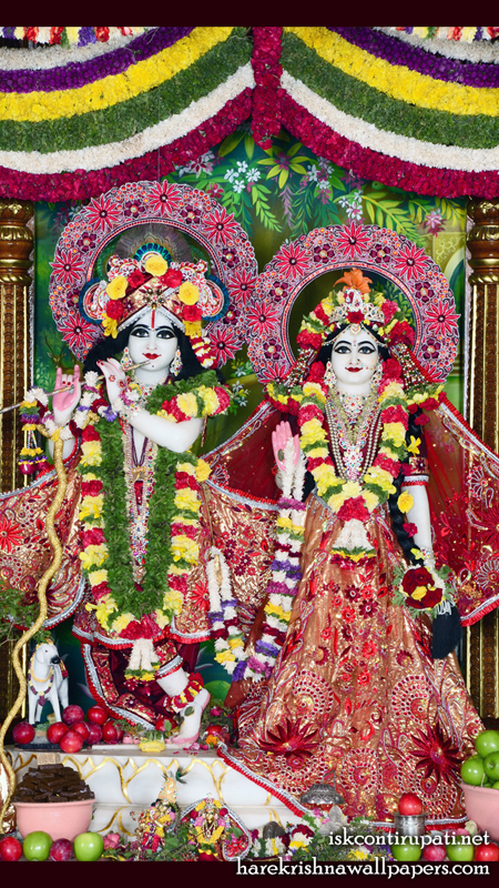Sri Sri Radha Govinda Wallpaper (010) Size 450x800 Download