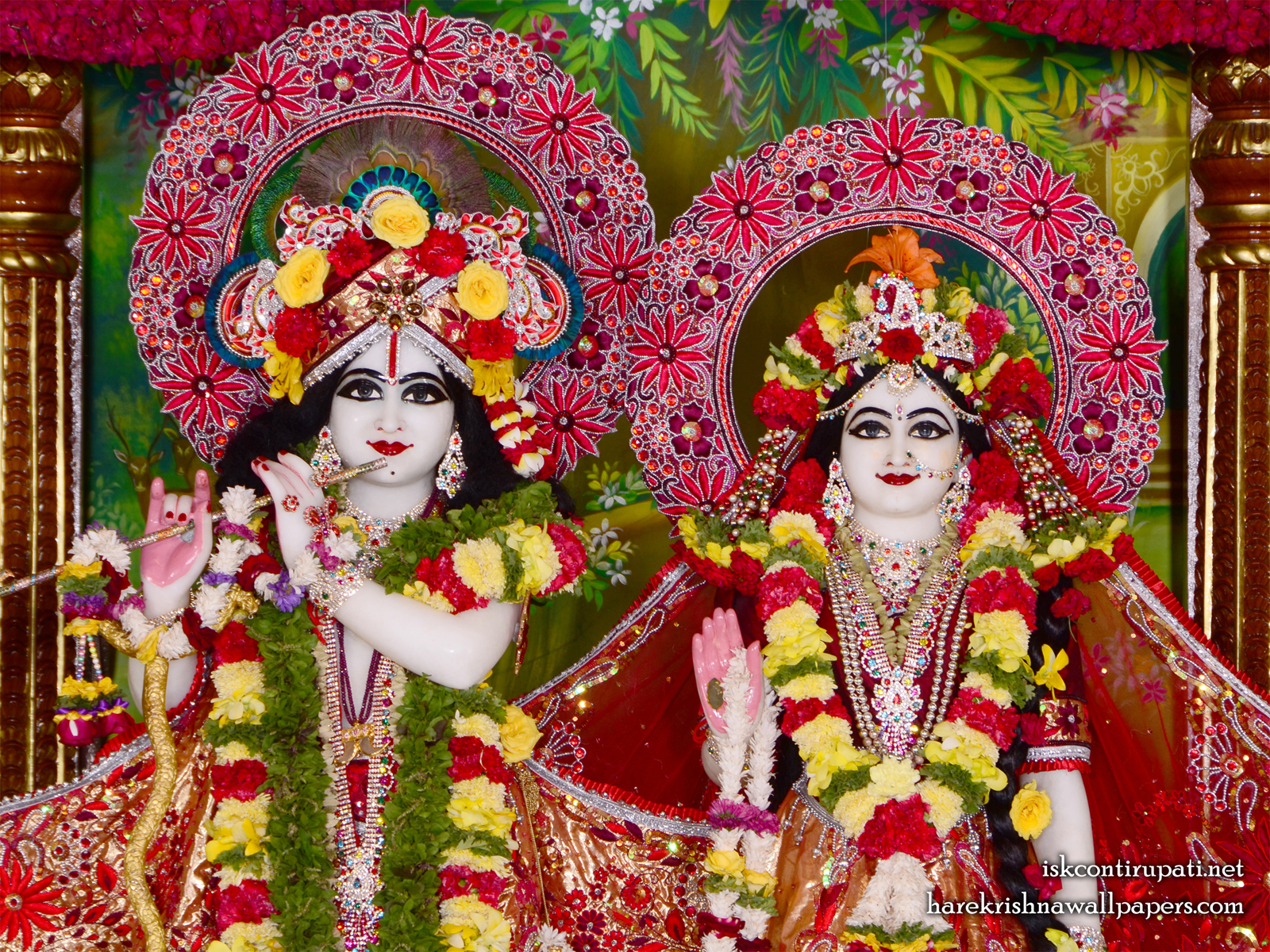 Sri Sri Radha Govinda Close up Wallpaper (010) Size1600x1200 Download