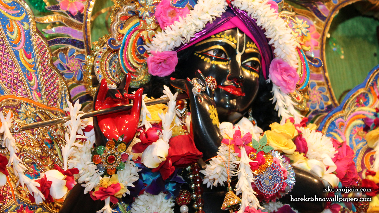 Sri Madanmohan Close up Wallpaper (001) Size 1600x900 Download