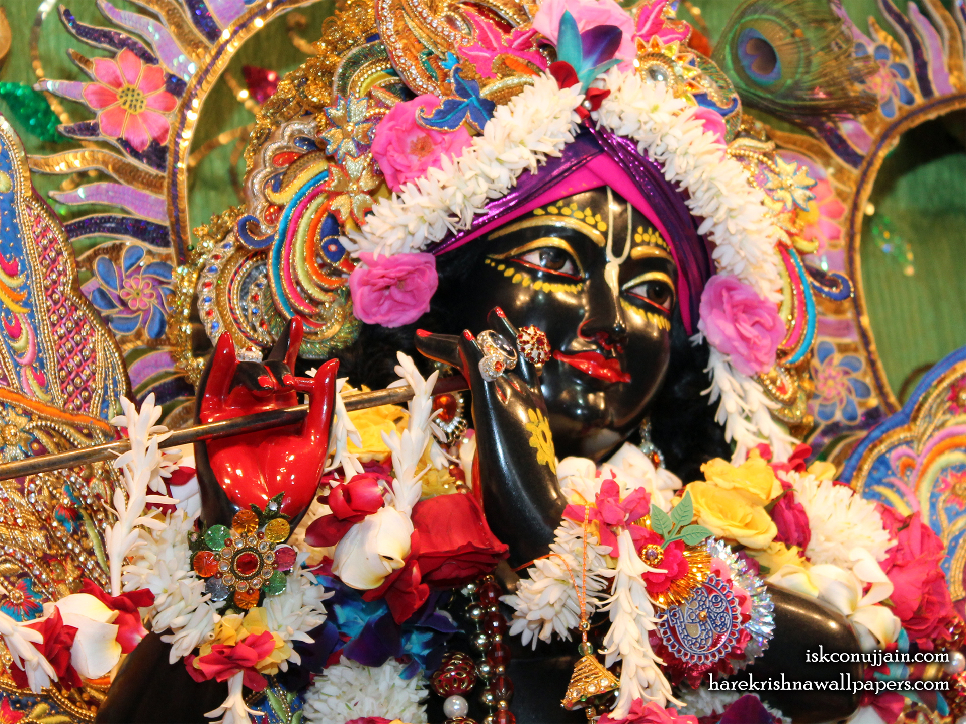 Sri Madanmohan Close up Wallpaper (001) Size 1920x1440 Download