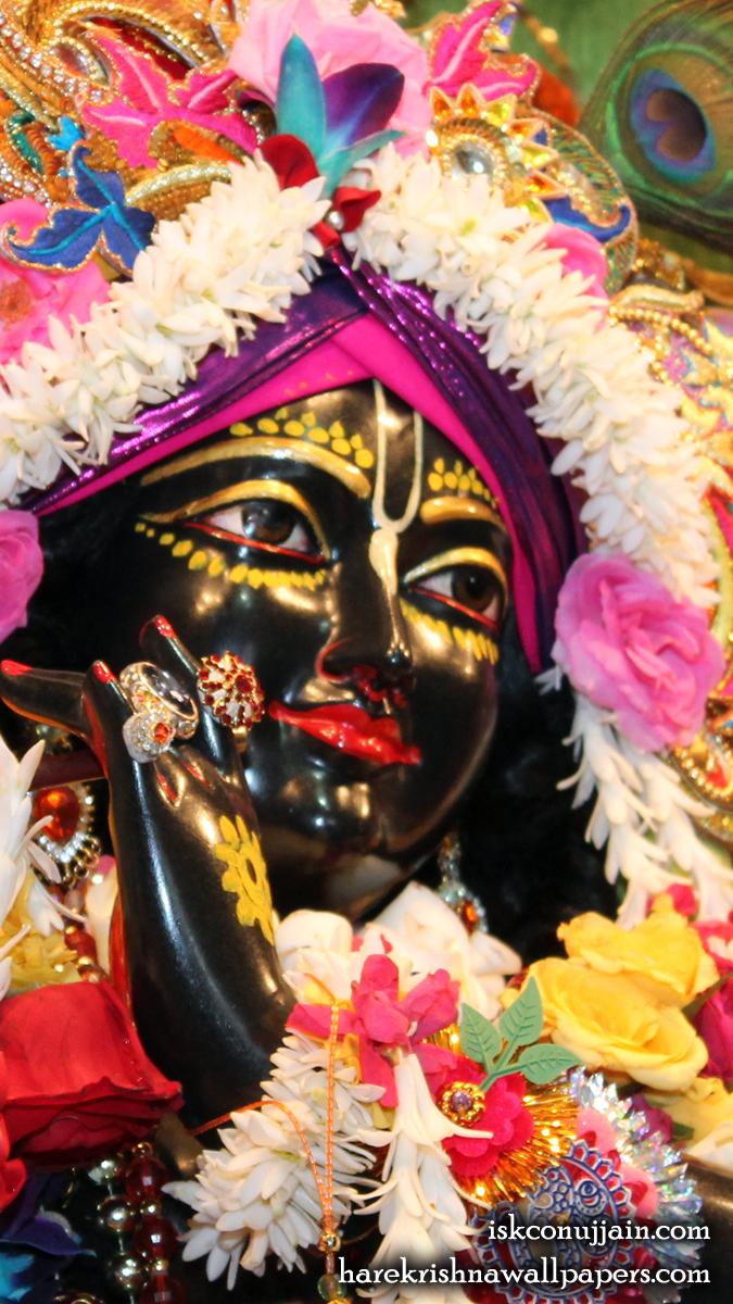 Sri Madanmohan Close up Wallpaper (001) Size 675x1200 Download