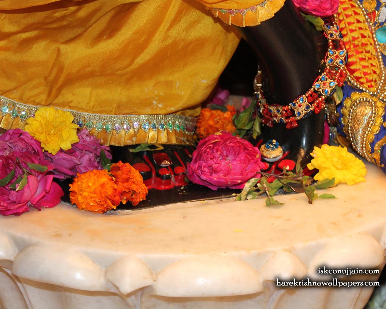 Sri Madanmohan Feet Wallpaper (001) Size 1280x1024 Download