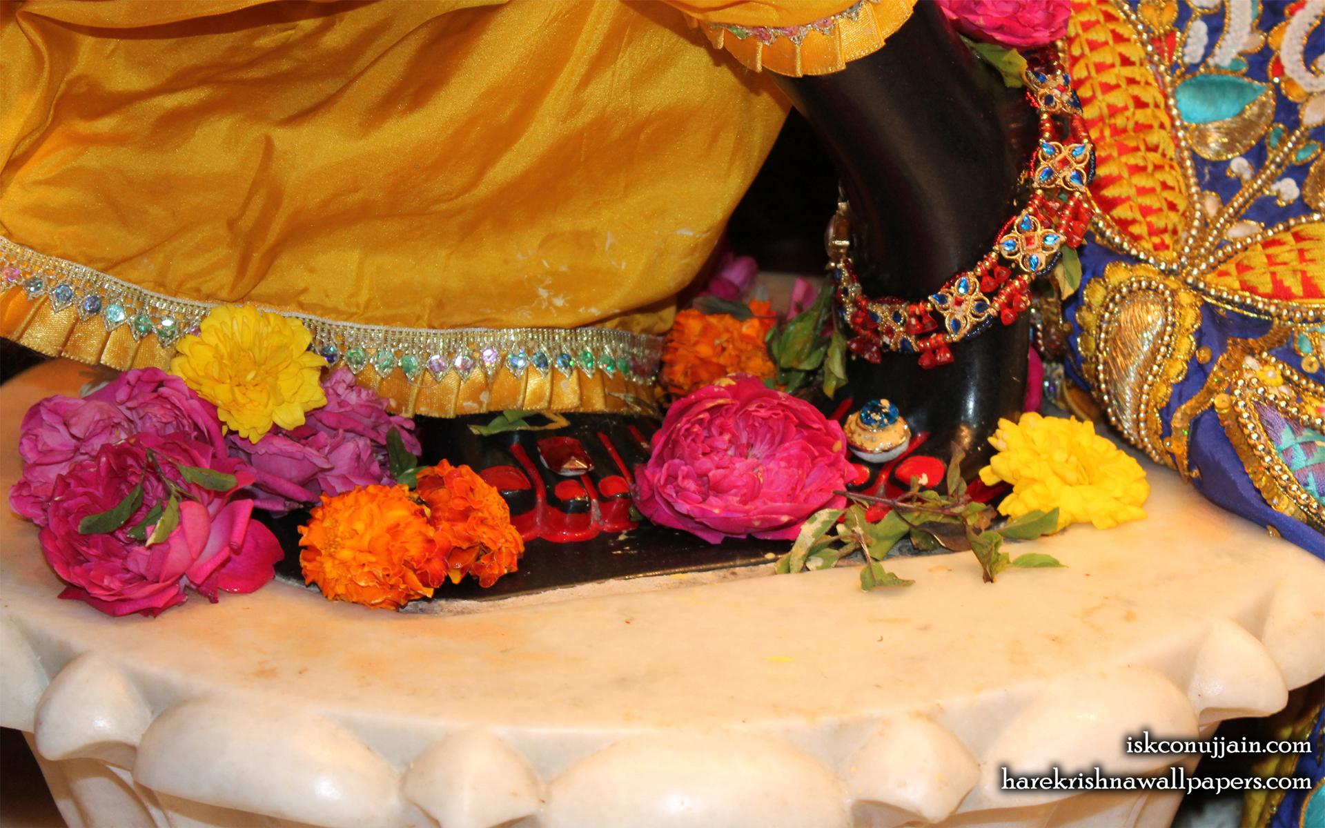 Sri Madanmohan Feet Wallpaper (001) Size 1920x1200 Download