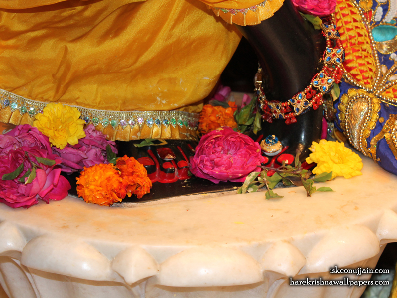 Sri Madanmohan Feet Wallpaper (001) Size 800x600 Download